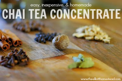 Homemade Chai Recipe | The Elliott Homestead (.com)