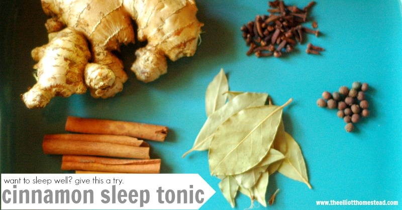 Herbal Tea Recipe for Sleep | The Elliott Homestead (.com)