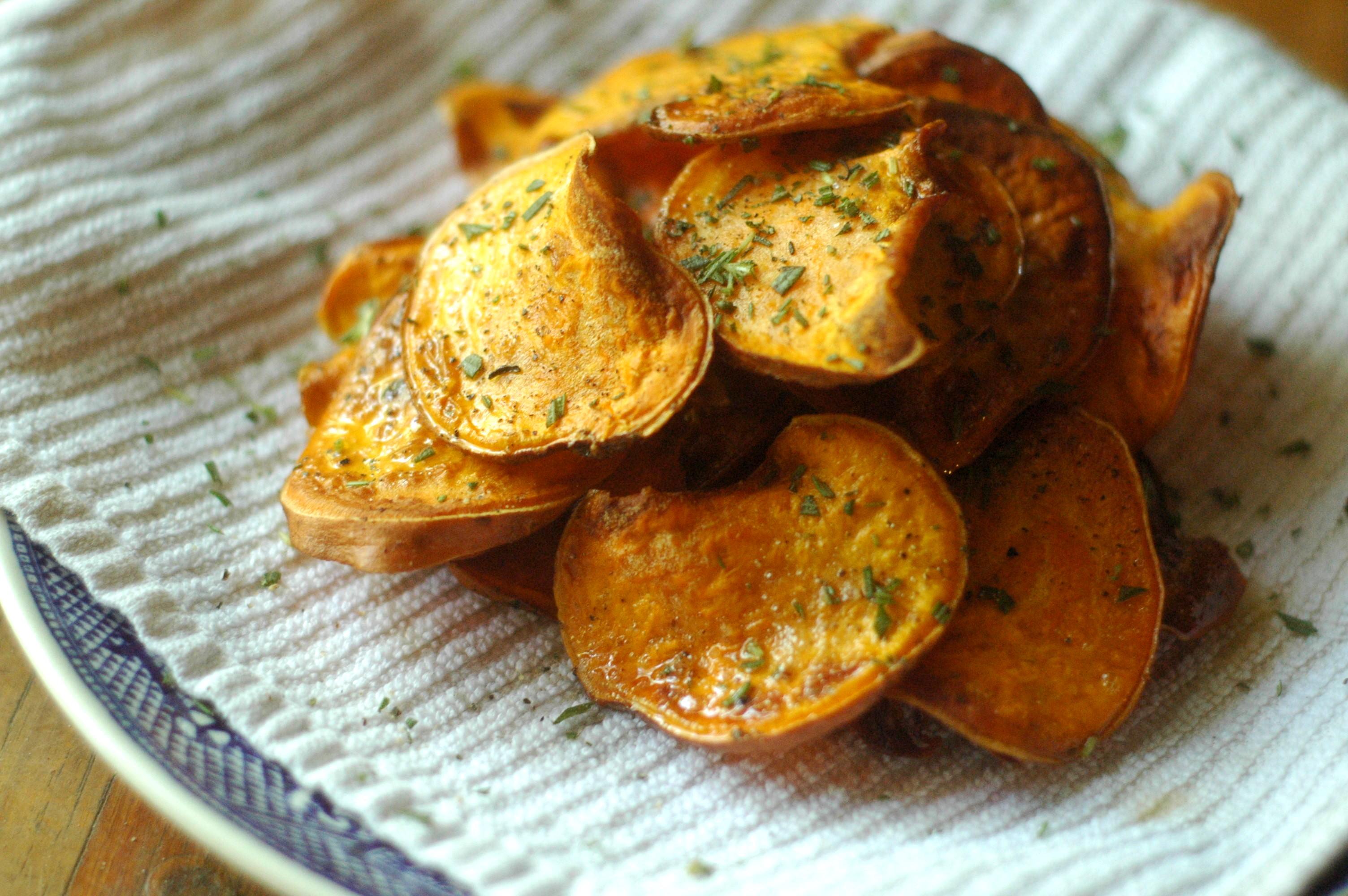 Рецепт чипсов в домашних условиях фото