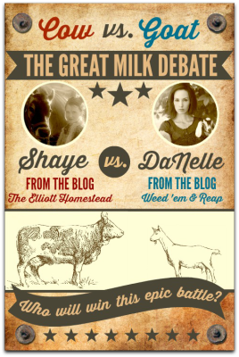 The Great Milk Debate Part #2 | The Elliott Homestead