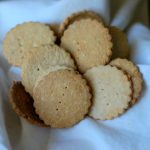 Soaked Whole Grain Crackers