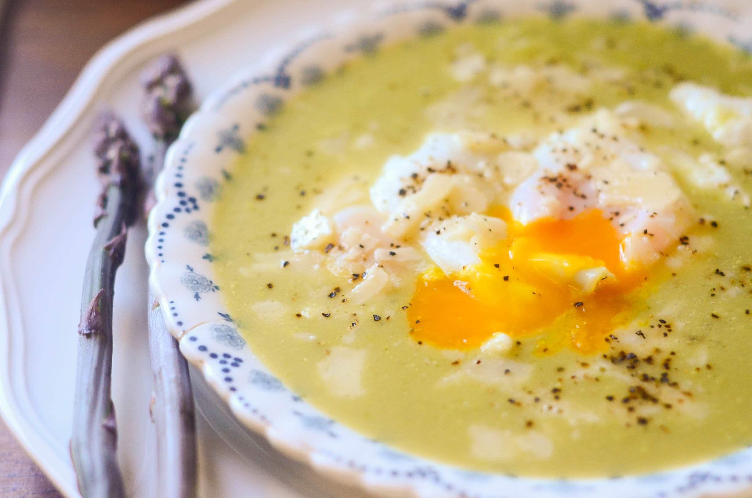Creamy Asparagus Soup Recipe | The Elliott Homestead (.com)