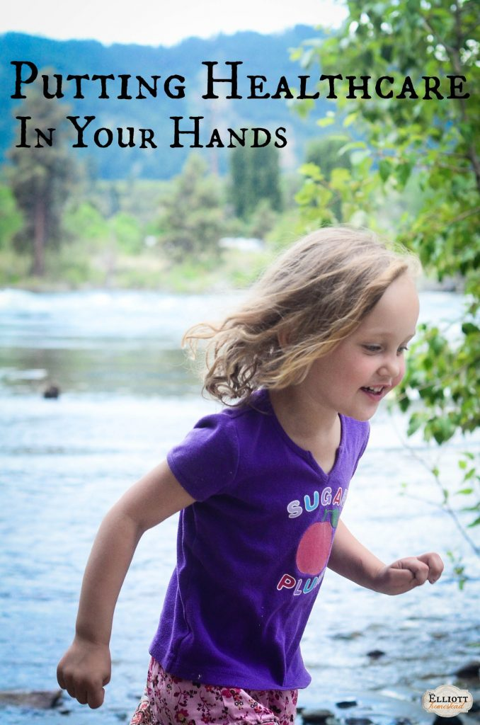 "Putting health""care"" in your hands 