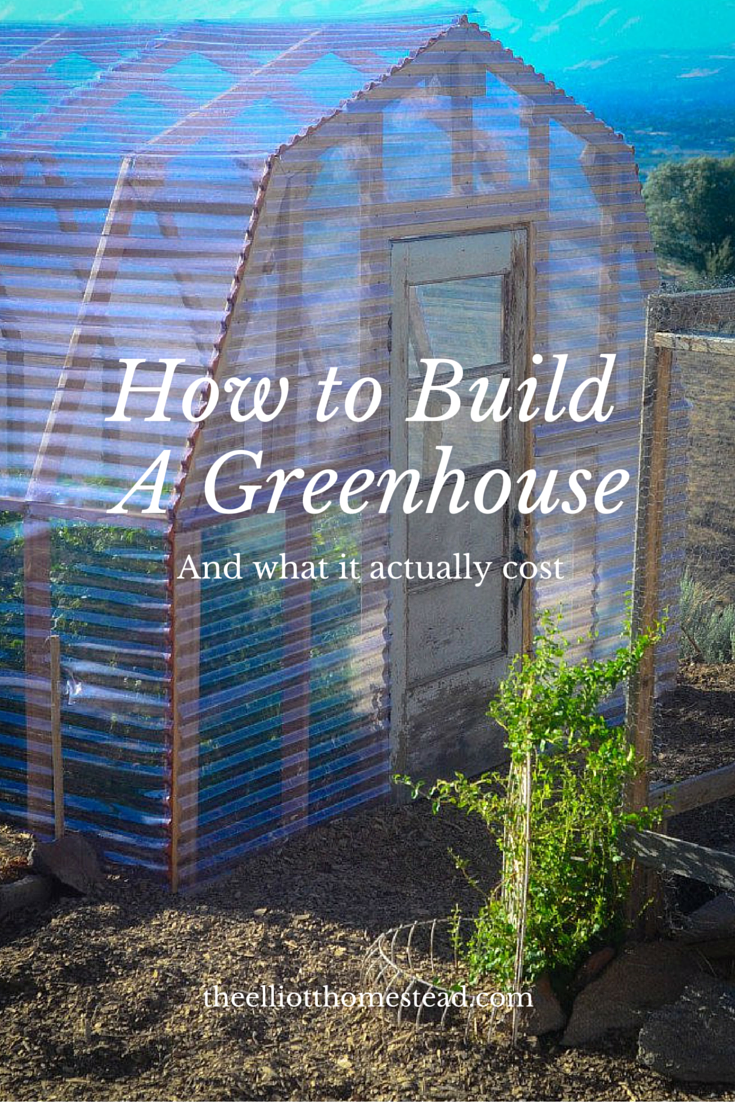 Do It Yourself Home Design: How To Build A Greenhouse