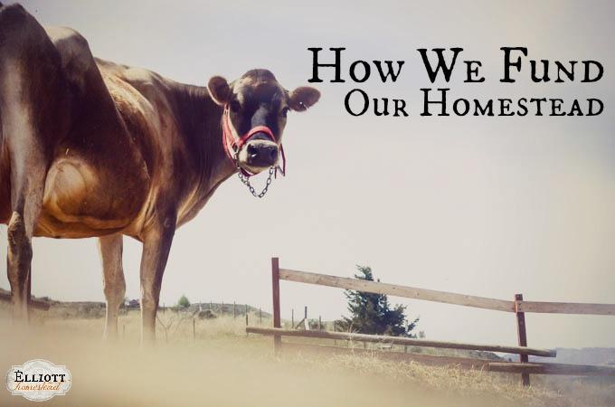 Funding The Elliott Homestead Farm
