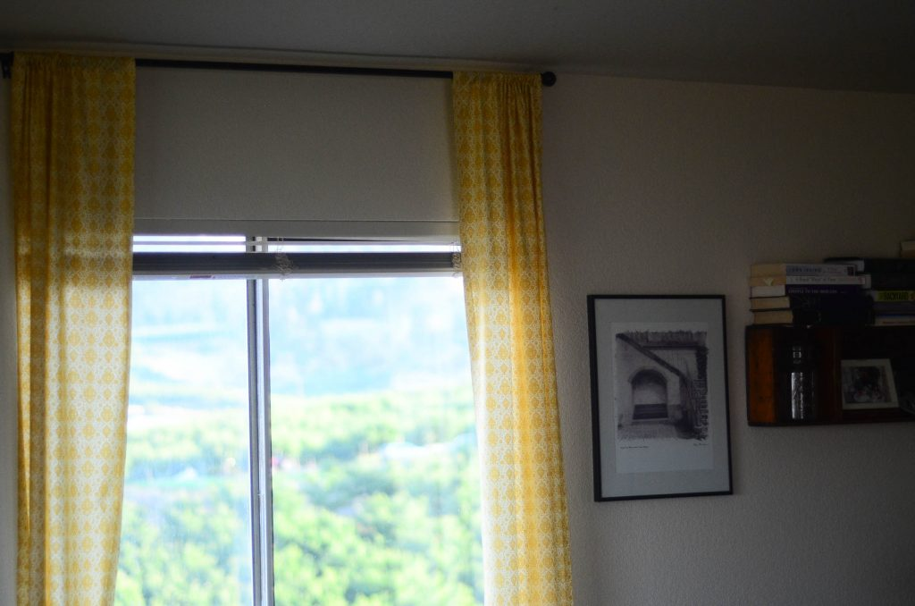 The new no-sew curtain panels | The Elliott Homestead (.com)