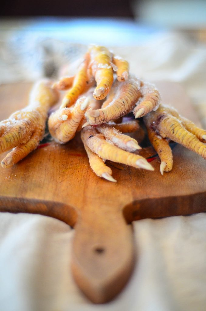 Chicken Feet: The superfood | The Elliott Homestead
