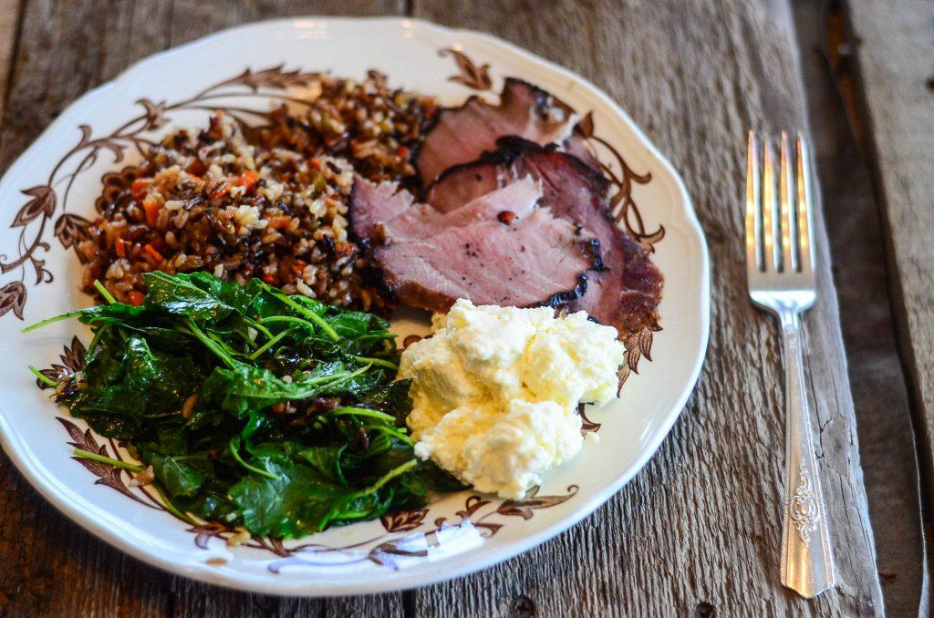 Eating for postpartum depression | The Elliott Homestead
