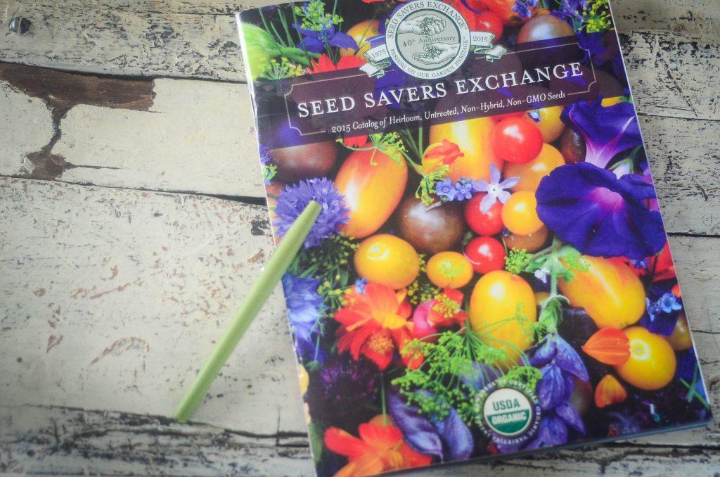 Our 2015 Heirloom Vegetable Varieties (and my favorite suppliers of heirloom seeds!) | The Elliott Homestead