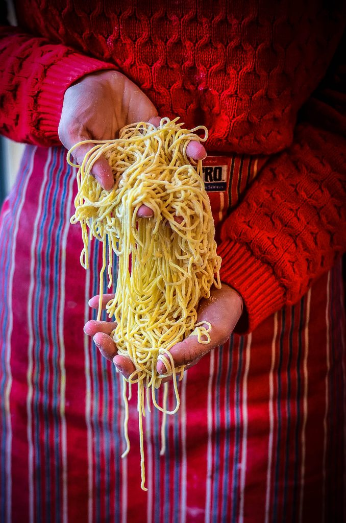 Homemade Pasta | The Elliott Homestead (.com)