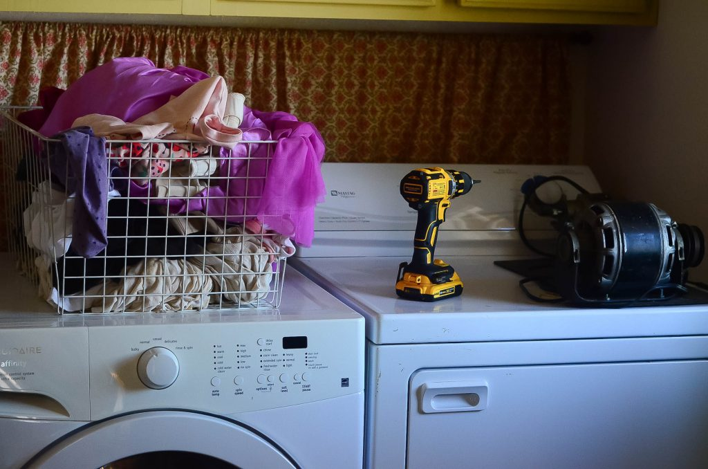 Dirty Laundry   The Elliott Homestead