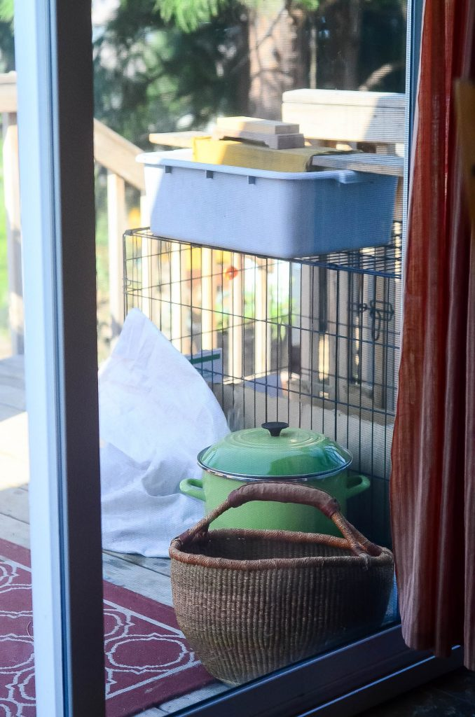 Dirty Porch   The Elliott Homestead
