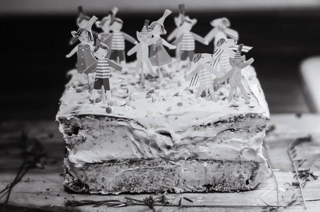Cake... Post sneaky handful | The Elliott Homestead