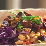 Cobb Salad with Homemade Bacon
