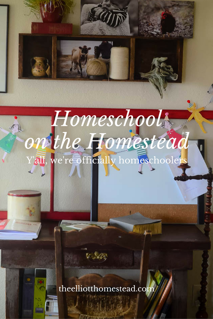 homeschooling-on-the-homestead