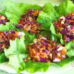 fresh lettuce wraps