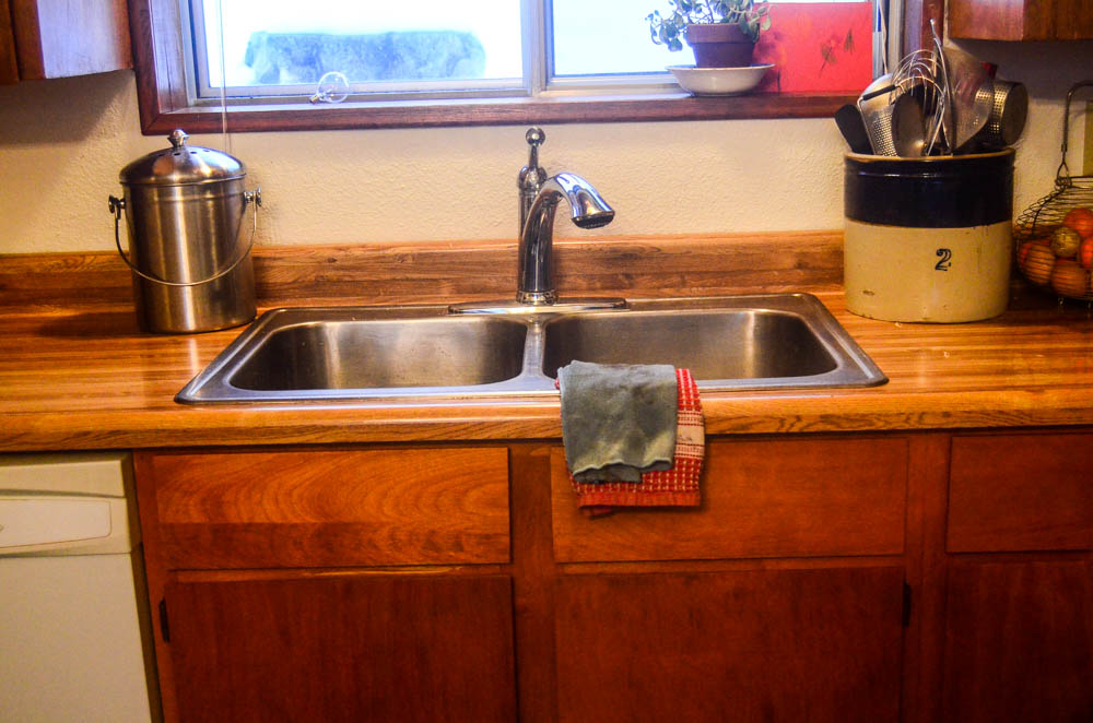 Time for a farm sink!