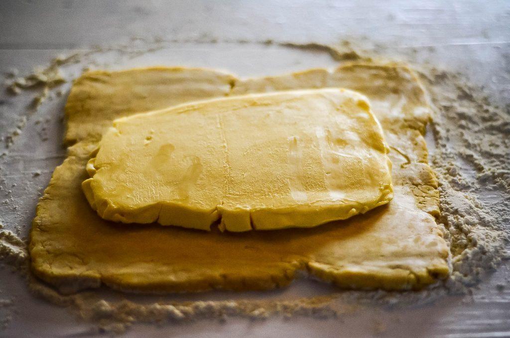Butter on the dough | The Elliott Homestead