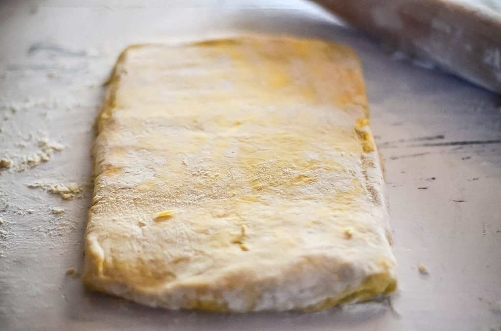 Delicious, homemade einkorn puff pastry! | The Elliott Homestead