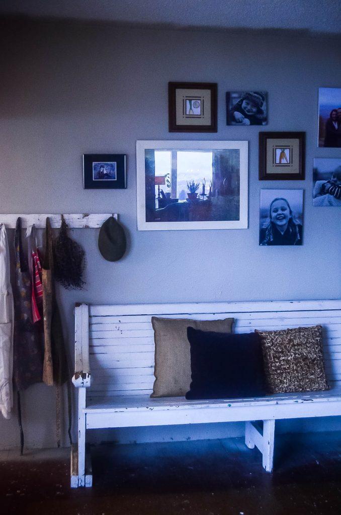 Dining room progress | The Elliott Homestead