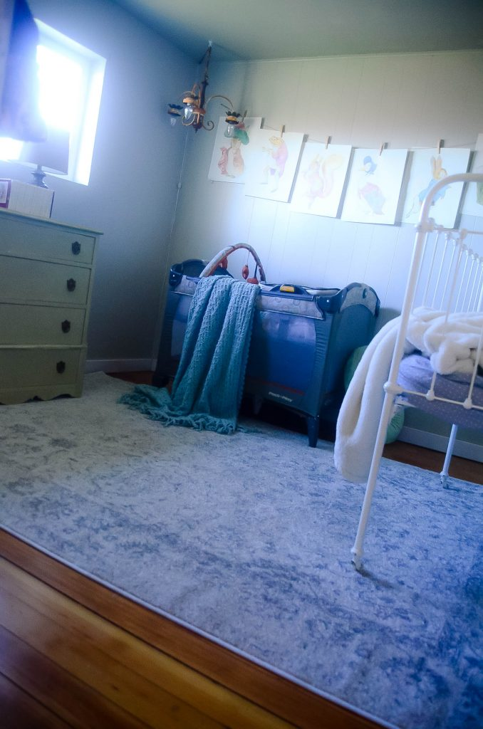 Vintage Nursery: AFTER! | The Elliott Homestead