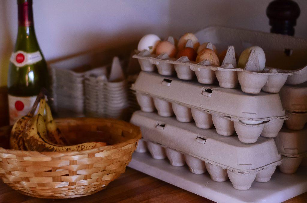 Egg abundance