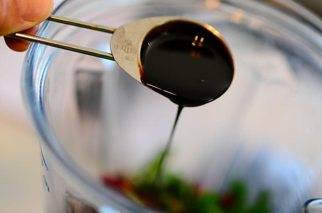 Balsamic vinegar in chorizo - say what?!