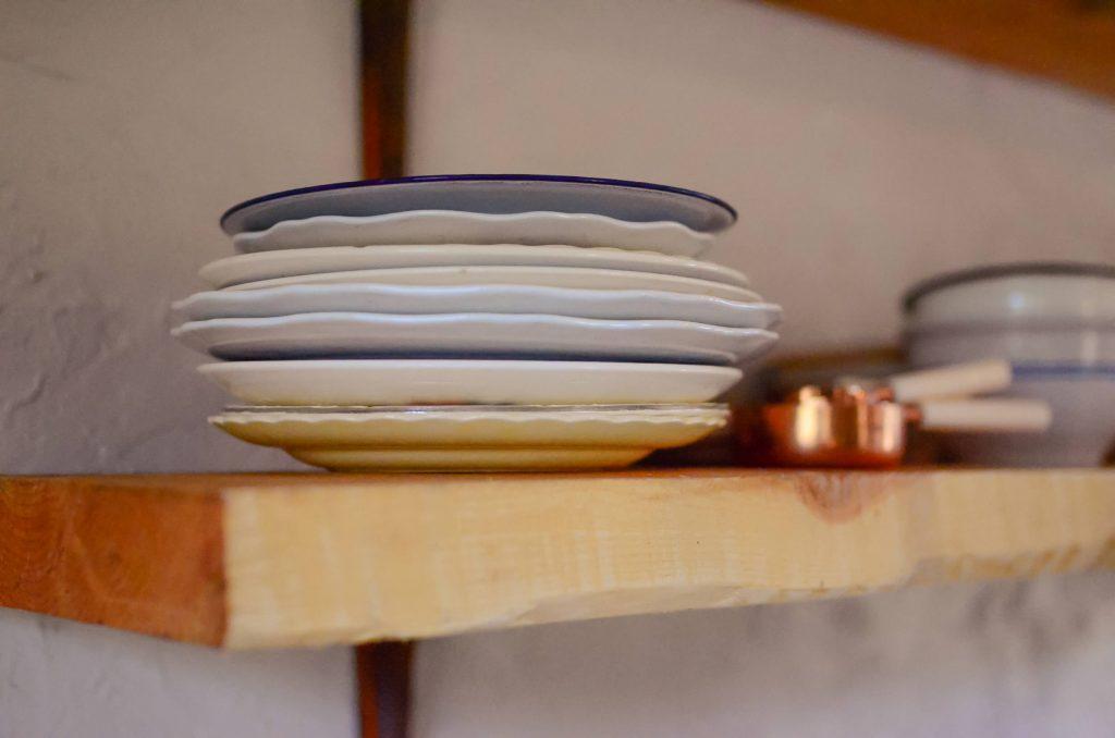 Farmhouse Cottage Plates