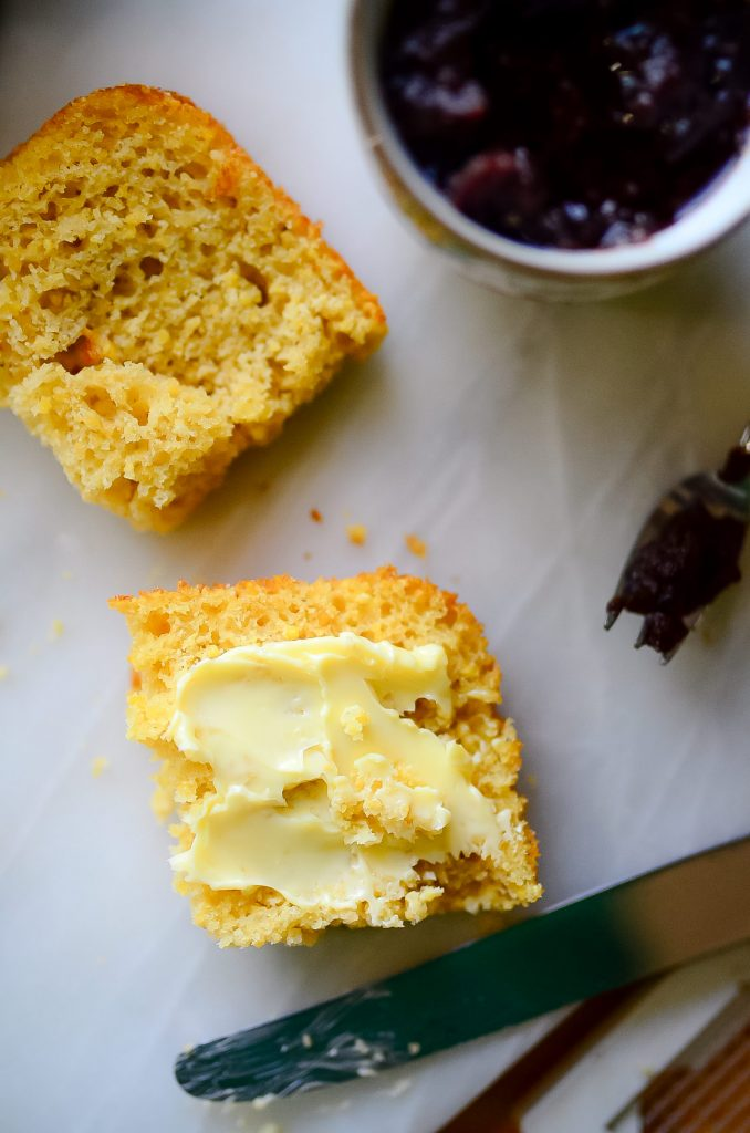 Einkorn Cornbread | The Elliott Homestead