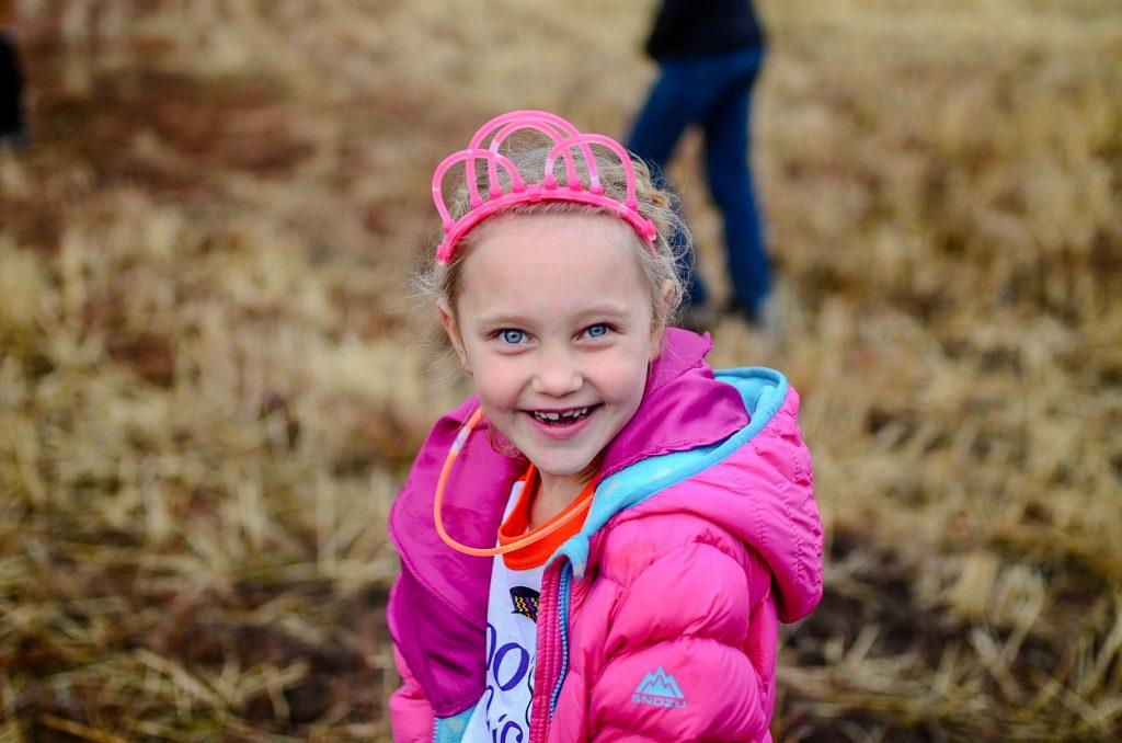Georgia girl at six | The Elliott Homestead