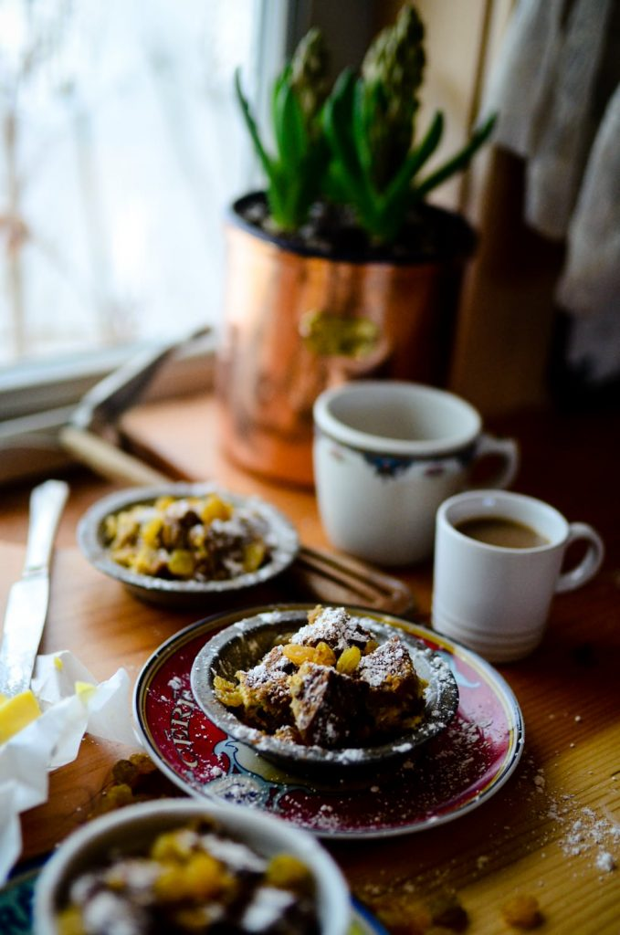 Bread Pudding with Vanilla & Maple   The Elliott Homestead (.com)