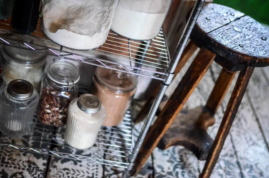 Bulk food in our cottage kitchen | The Elliott Homestead