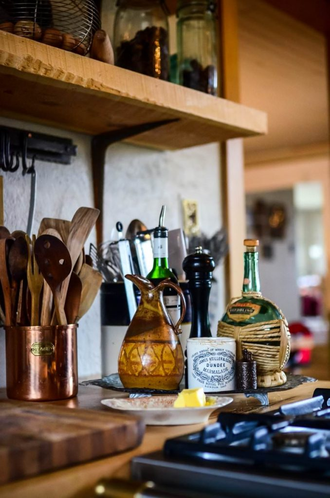 Details of our cottage kitchen   The Elliott Homestead