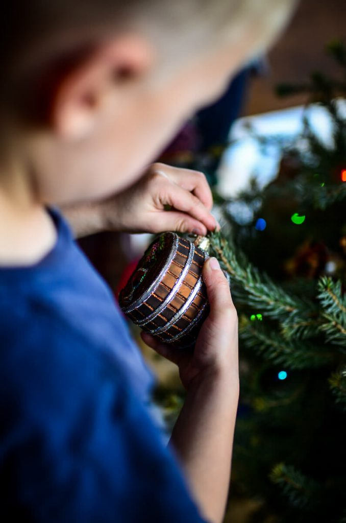 Christmas ornaments | The Elliott Homestead