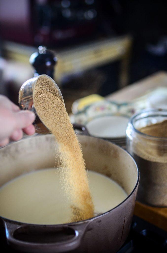 Sugar and milk   The Elliott Homestead