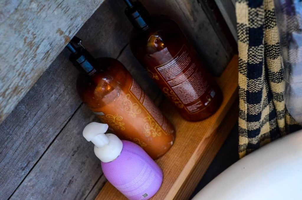 doTERRA shampoo and conditioner | The Elliott Homestead