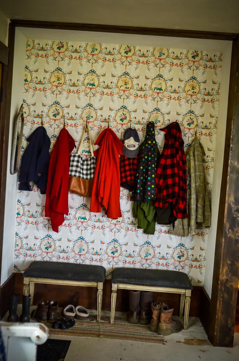 Farmhouse Closet | The Elliott Homestead