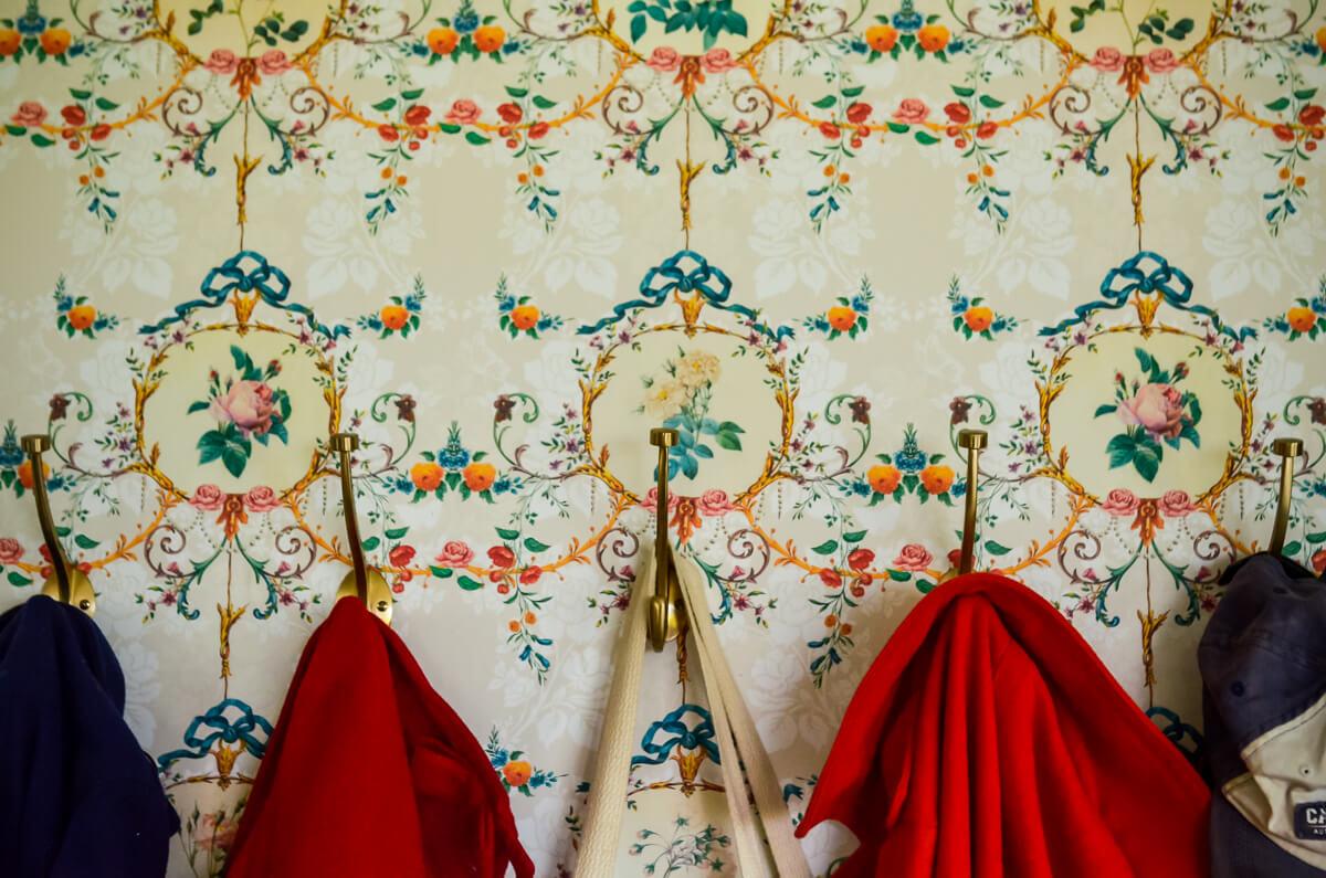 Cottage style closet | The Elliott Homestead
