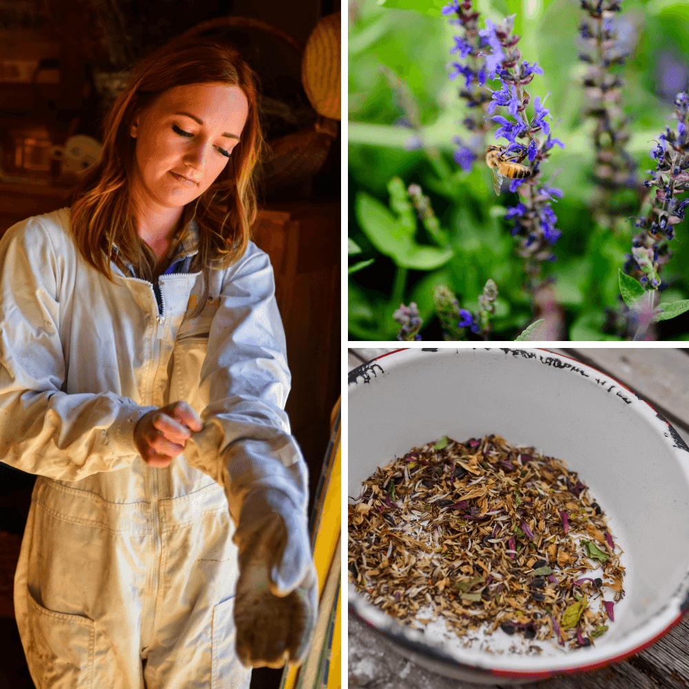 Essential Oils for Bee Stings | The Elliott Homestead
