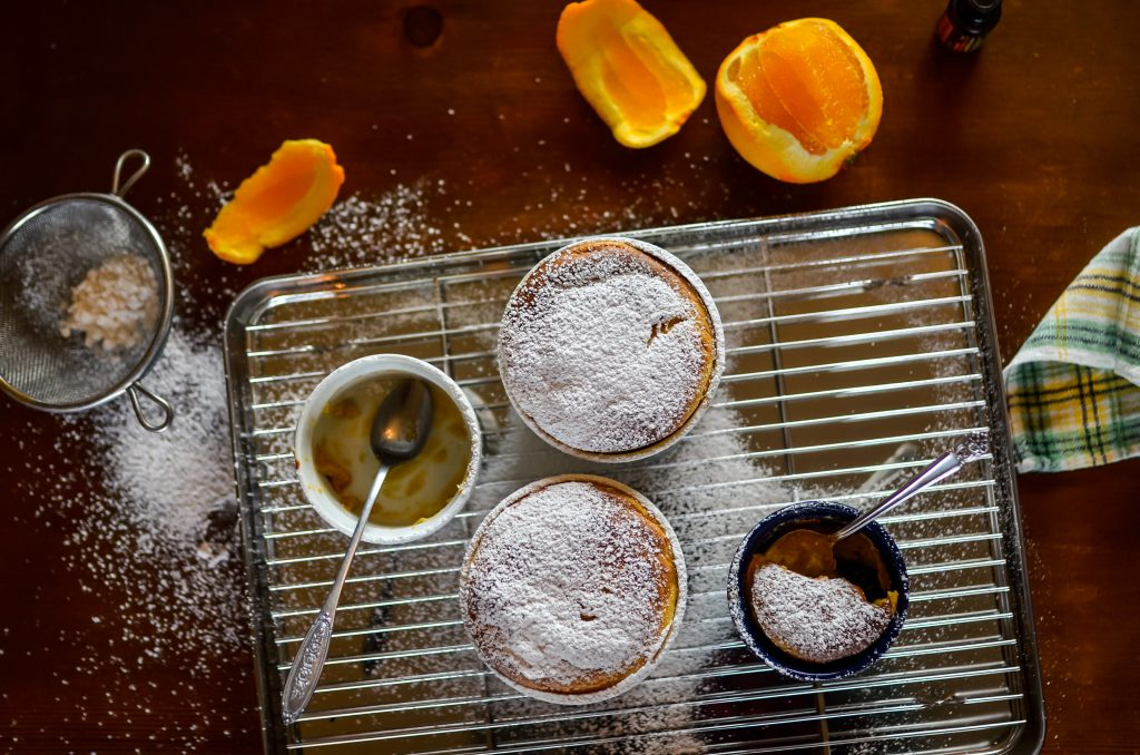 Orange Souffle | The Elliott Homestead