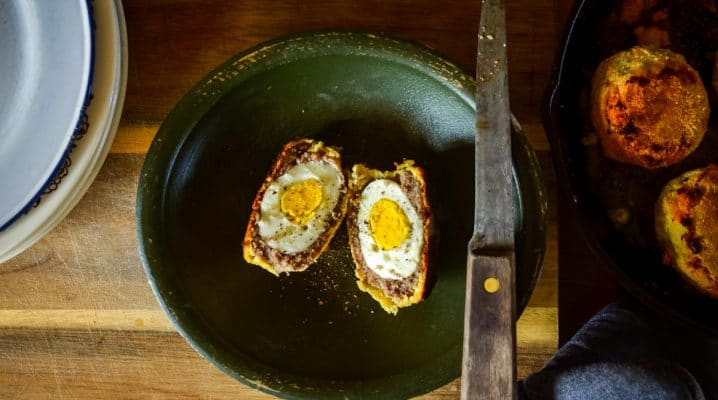 Baked Scotch Eggs | The Elliott Homestead