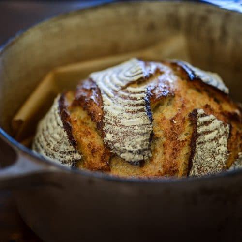 Whole-grain Sourdough Bread   The Elliott Homestead