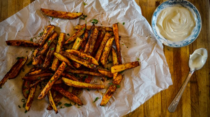 Spicy Oven Fries | The Elliott Homestead (.com)