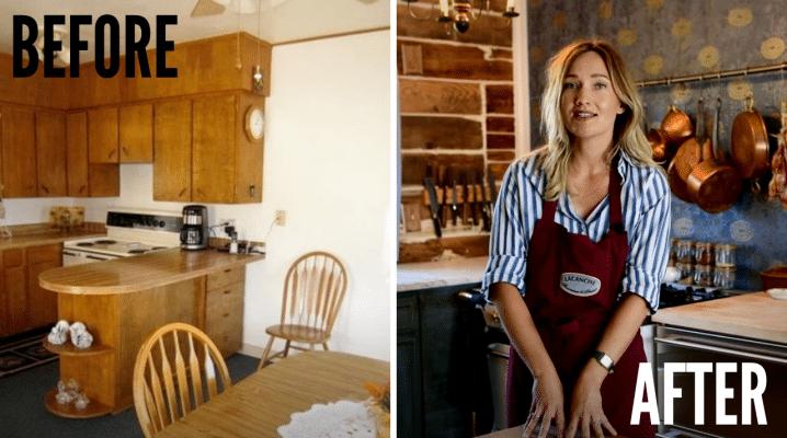 Cottage Kitchen Tour | The Elliott Homestead (.com)