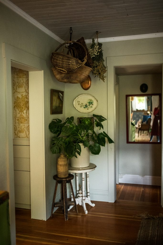 This thing happened today - cottage dining room | The Elliott Homestead (.com)